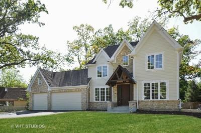 Highland Park Single Family Home For Sale: 1218 Glencoe Avenue