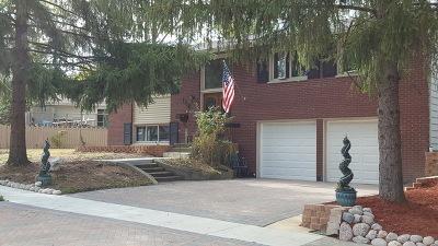 Woodridge Single Family Home New: 6720 Kincaid Drive