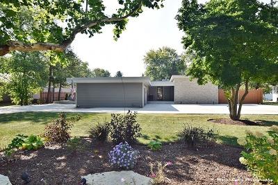 Aurora Single Family Home For Sale: 1930 Prairie Street
