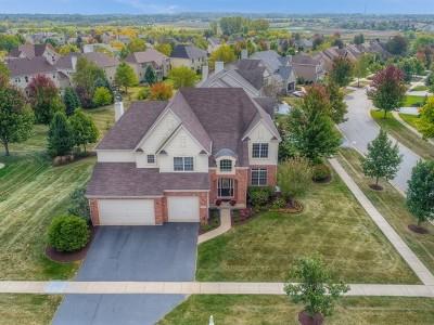 Geneva Single Family Home For Sale: 39w197 Preston Circle