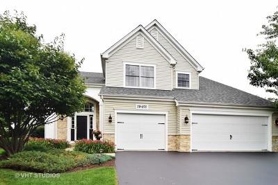 Geneva Single Family Home For Sale: 39w870 Carney Lane