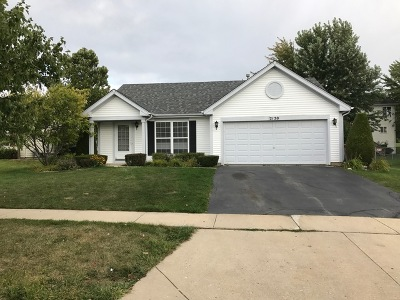 Carpentersville Single Family Home New: 2120 Aberdeen Drive