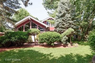 Mount Prospect Single Family Home For Sale: 1108 North Elmhurst Road