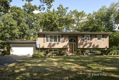 McHenry Single Family Home New: 710 Emerald Drive South