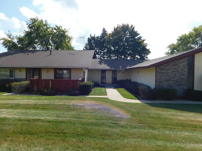 McHenry Condo/Townhouse New: 4719 West Oakwood Drive #B