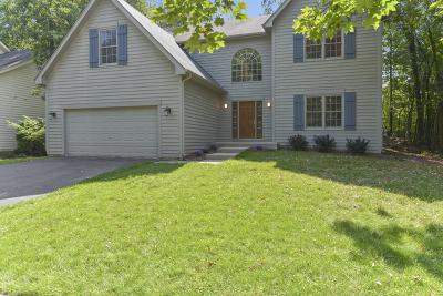 Crystal Lake Single Family Home New: 413 Kelly Lane