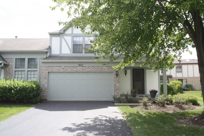 Hoffman Estates Condo/Townhouse New: 4601 Olmstead Drive
