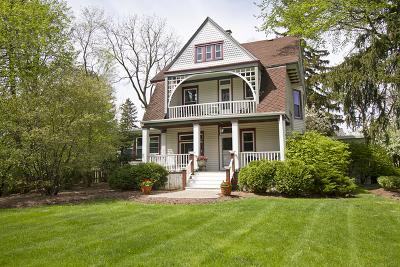 Wheaton Single Family Home New: 500 Arbor Avenue