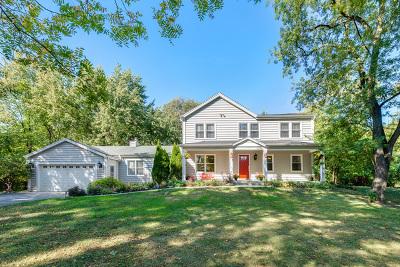Glen Ellyn Single Family Home Re-Activated: 1n340 Prairie Avenue
