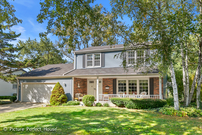 Naperville Single Family Home Contingent: 1237 West Jefferson Avenue