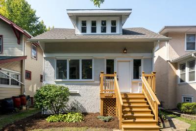 Oak Park Single Family Home Contingent: 1167 South Oak Park Avenue
