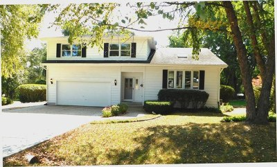 Johnsburg Single Family Home For Sale: 1715 Sundown Lane