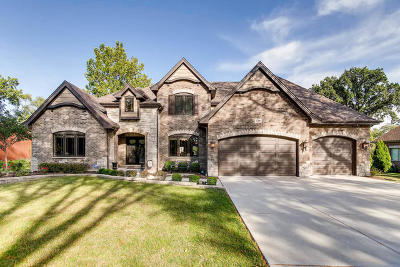 Burr Ridge IL Single Family Home New: $875,000