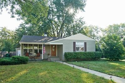 Lombard Single Family Home New: 617 North Vista Avenue