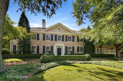 Hinsdale Single Family Home For Sale: 632 South Elm Street