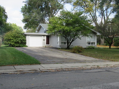 Naperville Single Family Home For Sale: 39 Oakwood Drive