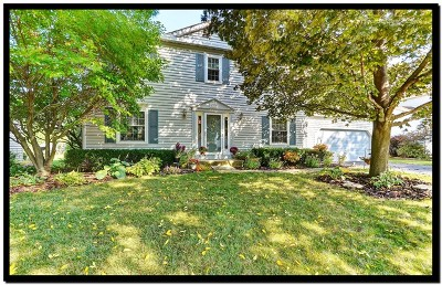 Naperville Single Family Home New: 1339 Fairfield Court