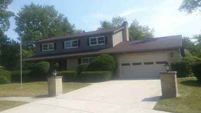 Downers Grove Single Family Home New: 637 62nd Court