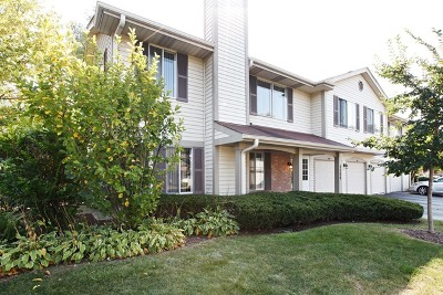 Clarendon Hills Condo/Townhouse Contingent: 5509 Barclay Court
