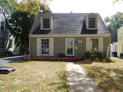 Elgin Single Family Home New: 469 Miller Drive