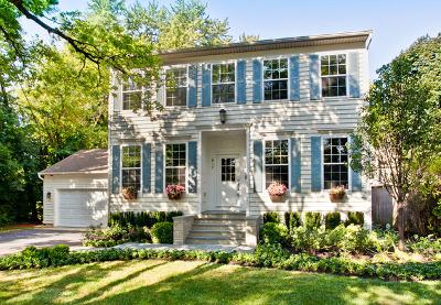 Libertyville Single Family Home New: 617 Hampton Terrace