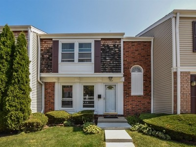 Hoffman Estates Condo/Townhouse New: 1965 Haddam Place