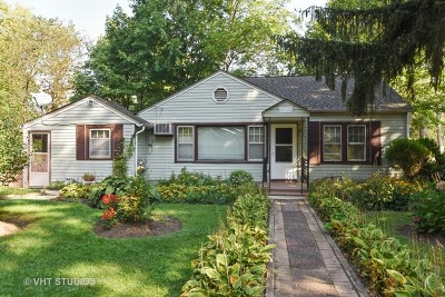 McHenry Single Family Home New: 3121 South Woods Avenue