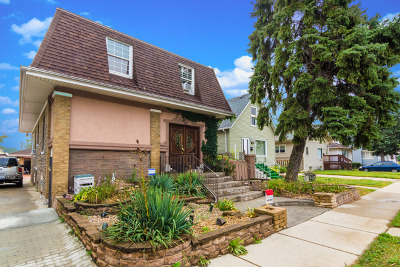 Maywood Single Family Home New: 1125 North 9th Avenue