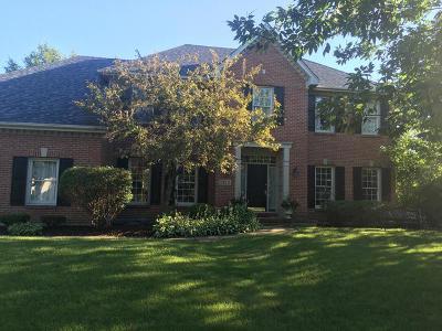 Breckenridge Estates Single Family Home For Sale: 2812 Breckenridge Lane