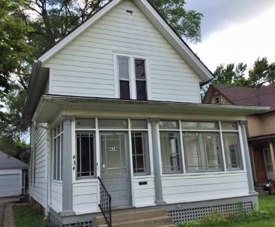 Elgin Single Family Home New: 434 Saint Charles Street