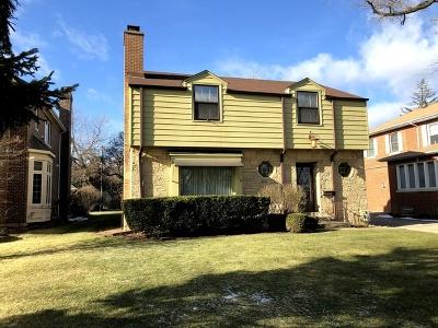 Elmhurst Single Family Home For Sale: 160 South Poplar Avenue