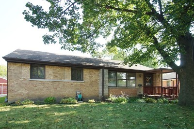 Elmhurst Single Family Home New: 415 North Ridgeland Avenue