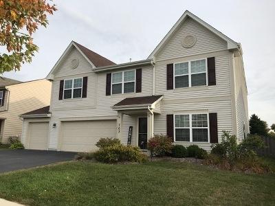 Pingree Grove Single Family Home New: 763 Dover Street