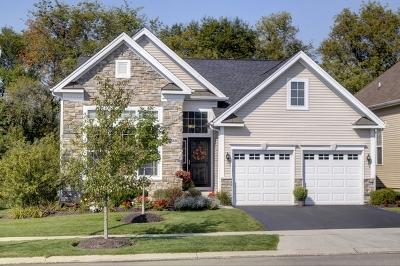Elgin Single Family Home New: 3888 Eagle Ridge Drive