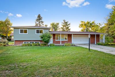 Elgin Single Family Home New: 1250 Dakota Drive