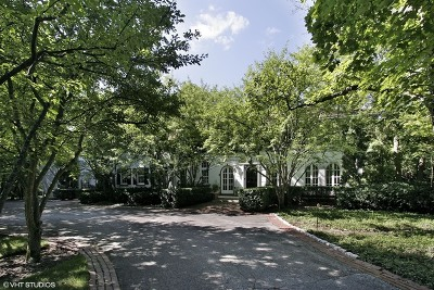 Highland Park Single Family Home For Sale: 1700 Meadow Lane