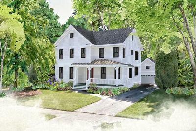Libertyville Single Family Home New: 613 East Sunnyside Avenue