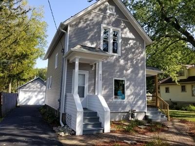Elgin Single Family Home New: 935 Logan Avenue