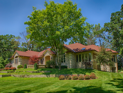 Huntley Single Family Home For Sale: 16114 Burr Oak Drive