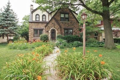 Flossmoor  Single Family Home For Sale: 728 Gardner Road