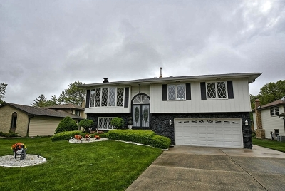 Lisle Single Family Home New: 4466 Normandy Drive