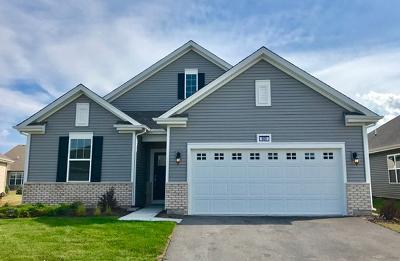 Pingree Grove Single Family Home Price Change: 905 Carolina Court