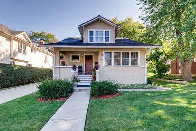 Barrington Single Family Home For Sale: 539 South Cook Street