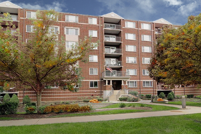Lombard Condo/Townhouse New: 31 East Grove Street #501