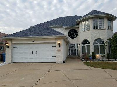 Oak Lawn Single Family Home For Sale: 4912 West 107th Street