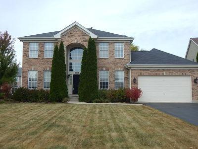Carpentersville Single Family Home New: 6719 Pine Lane