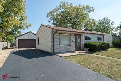 Romeoville Single Family Home New: 437 Camden Avenue