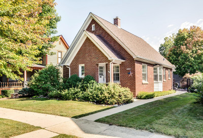 Naperville Single Family Home New: 220 North Ellsworth Street