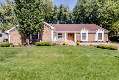 Cress Creek Single Family Home New: 1127 Kings Point Court