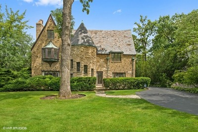 Highland Park Single Family Home For Sale: 865 Kimball Road